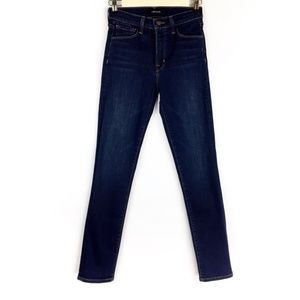 J Brand Cameron Corset Exposed Skinny Jeans Sz 25
